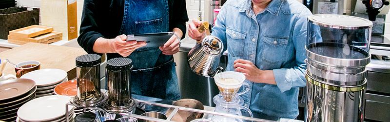 Myカフェ体験レッスン~愛され続けるカフェを創るためのテクニックを学ぶ~