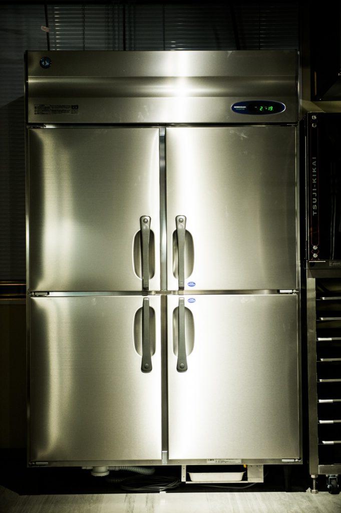業務用冷蔵冷凍庫